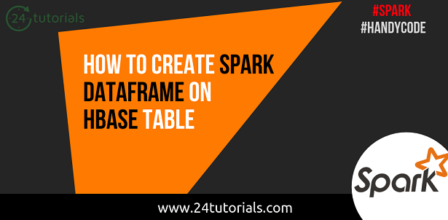 How to flatten JSON in Spark Dataframe - 24 Tutorials